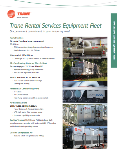 Rental Svcs Fleet