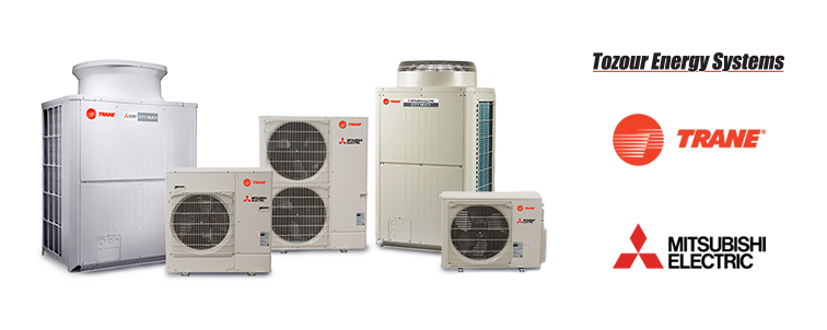 Tozour Energy Systems Becomes Exclusive Distributor of Mitsubishi Electric Trane HVAC Products & Services