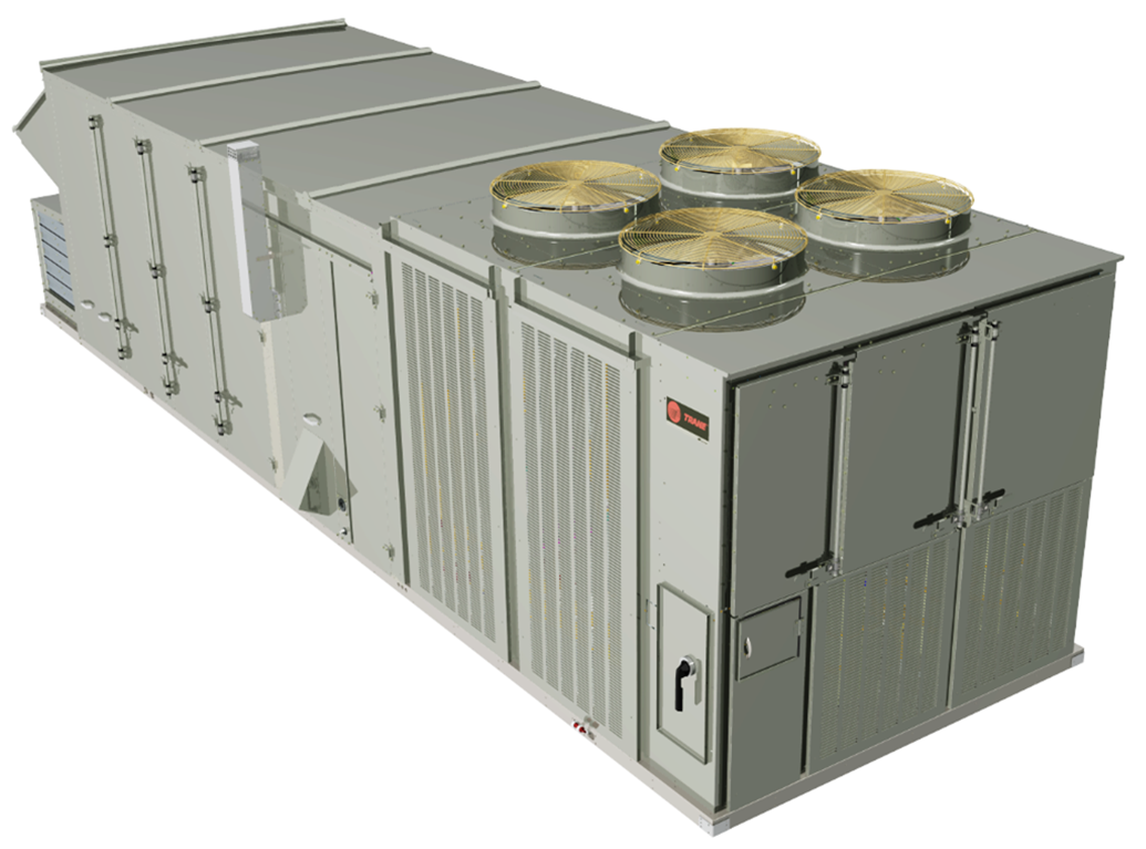 Tozour Energy Systems Offers Trane IntelliPak Refresh Service Program